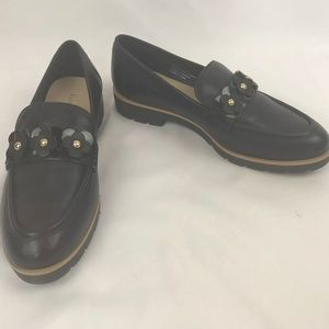 Kate Spade Women's Shoes Karisa Leather Loafers 7